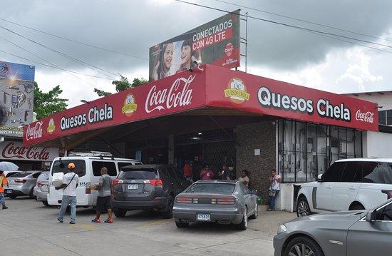 Capira, Panama/Panamá: La Parada Obligatoria
