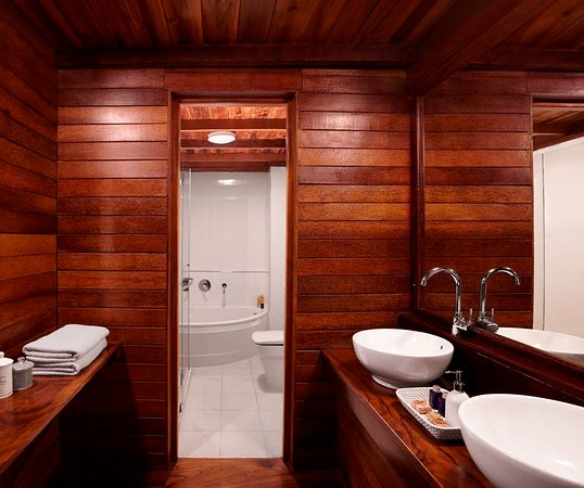 Jetwing St. Andrew's: GEM Suite - bathroom
