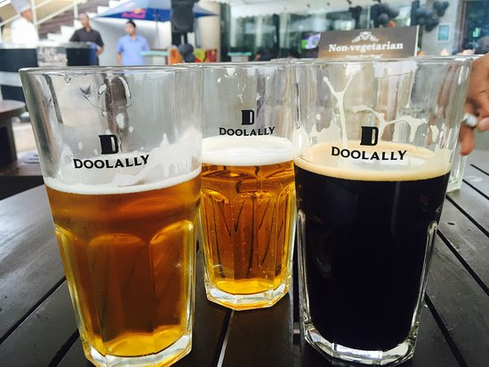Craft beer flavors: COFFEE AND BACON BEER (DOOLALLY)