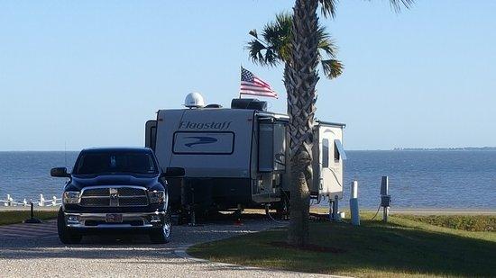 Eastpoint, FL: Site #5
