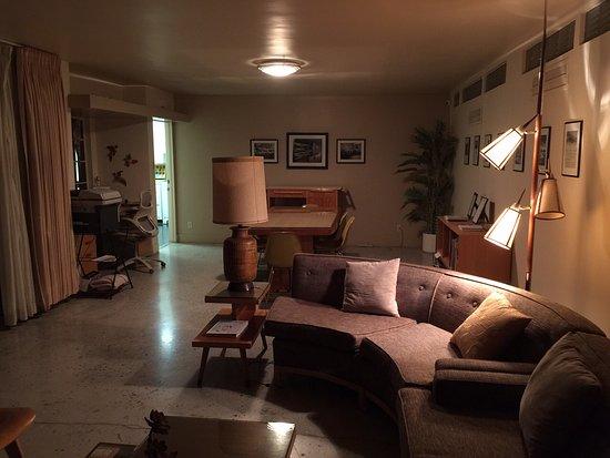 The Hideaway: Living Room