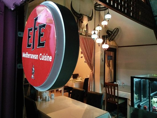 Great hummus and kabobs - Review of Efe Mediterranean