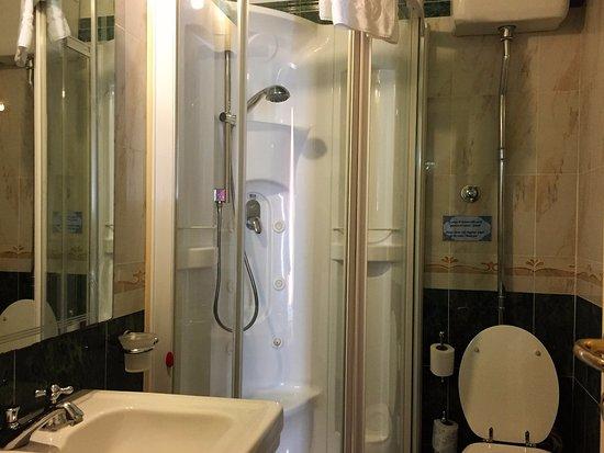 Residenza Montecitorio: Μπάνιο δωματίου