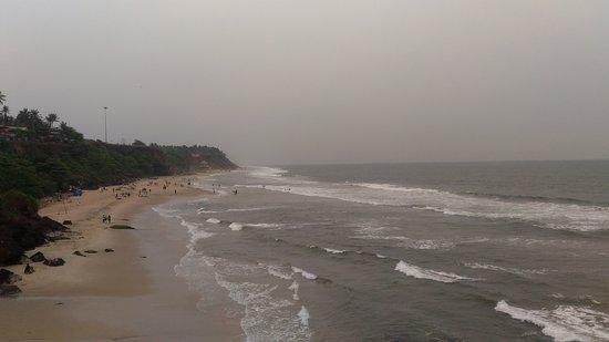 Varkala Beach: P_20161031_165509_large.jpg