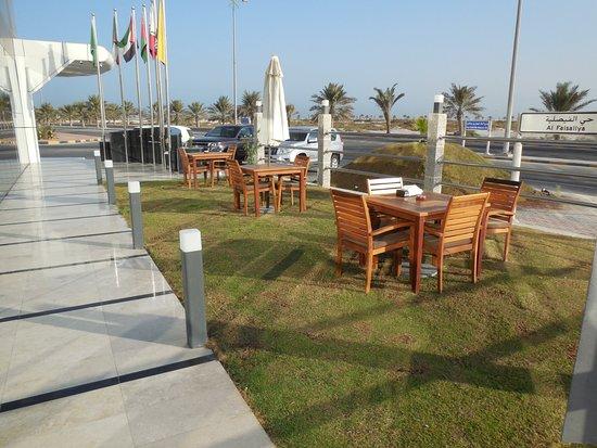 Al Khafji, Saudi Arabia: Front Lawn 2