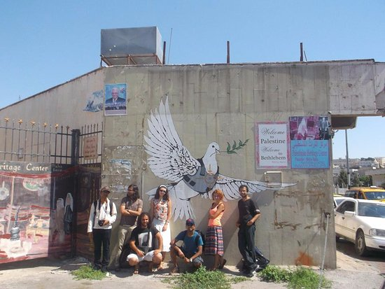 Free (Bethlehem & West-bank) Alternative Tours