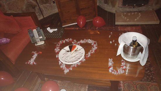 Pineland Hotel and Health Resort: Special Decoration