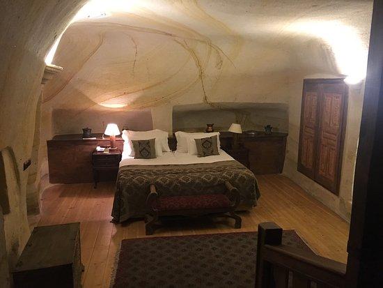 Fresco Cave Suites/Cappadocia: Odalar ve ortam çok guzel personel ilgili ve alakali tavsiye ederimmm