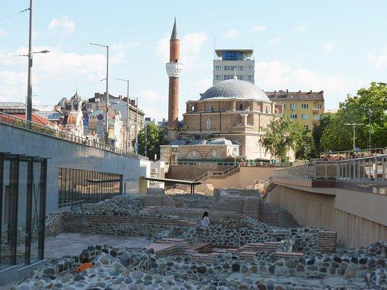 Panoramica Della Moschea Picture Of Banya Bashi Mosque Sofia