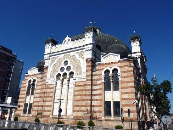 Central Sofia Synagogue (Tsentralna Sofiiska Sinagoga): la sinagoga