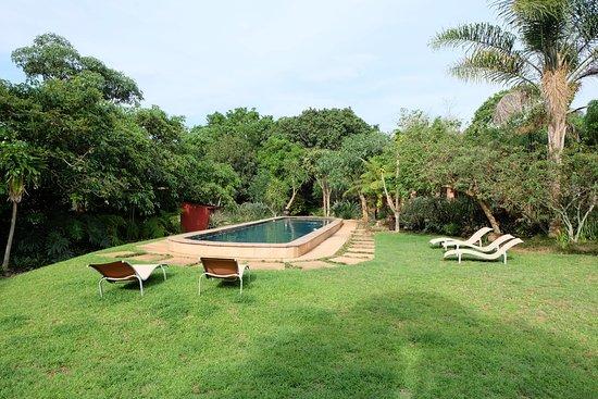 Ambience Inn: Nice pool