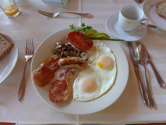 Ambience Inn: Great breakfast