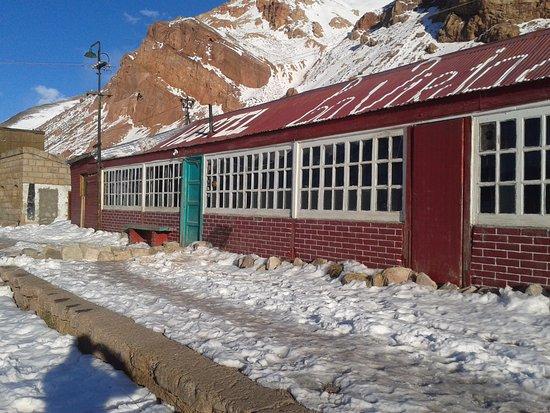 Hostel Vieja Estacion: Frente del edificio