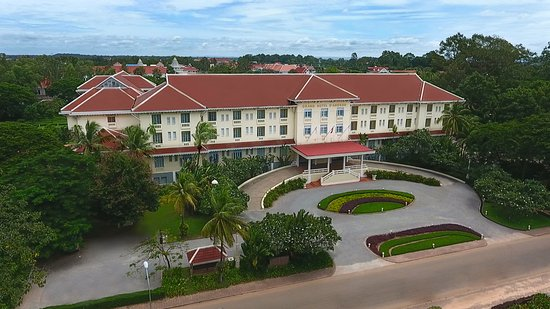 Raffles Grand Hotel D Angkor Picture Of Raffles Grand Hotel D Angkor Siem Reap Tripadvisor
