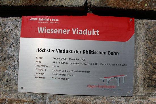 Wiesen, Schweiz: Wisen Viadukt