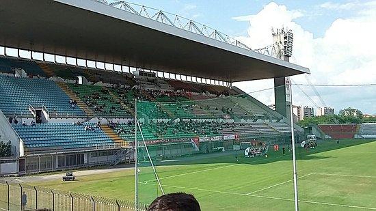 Monza, Italy: Tribuna