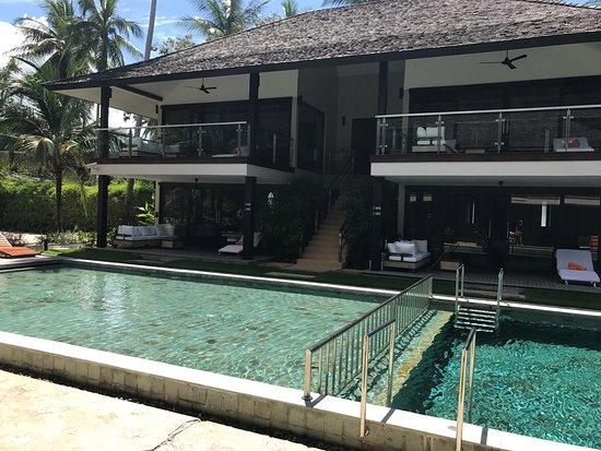Lipa Noi, Tailandia: Nikki Beach Resort Koh Samui