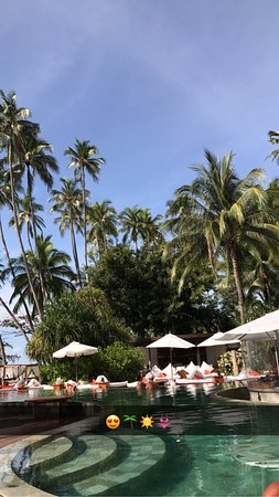 Lipa Noi, Tailândia: Nikki Beach Resort Koh Samui