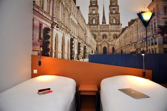 Hôtel Inn Design Resto Novo Tours