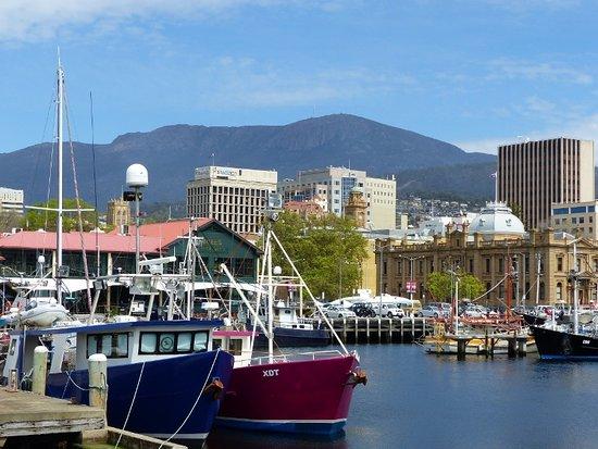 Constitution dock - Hobart Tasmania by rick6100 on DeviantArt  |Constitution Dock Hobart