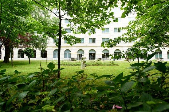 Husa President Park Hotel Restaurant