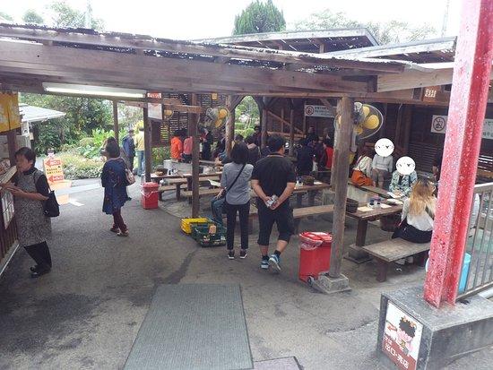 売店の様子 - Picture of Kamado Jigoku Baiten, Beppu - TripAdvisor