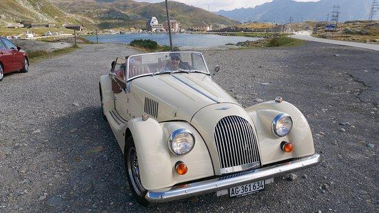 Argovia Classics: Gotthard-Pass