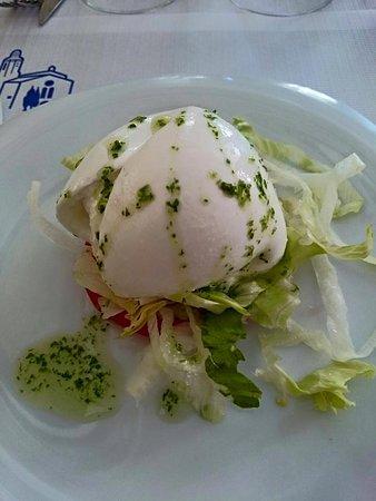 La Gritta: Burratina fresca