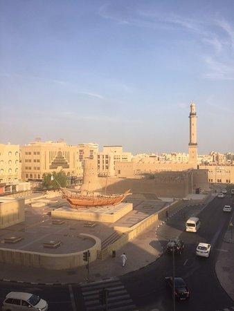 Arabian Courtyard Hotel & Spa: Room view