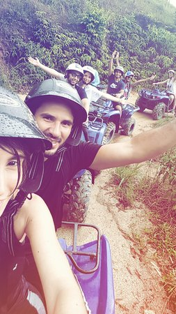 Samui-X-Treme ATV Adventure