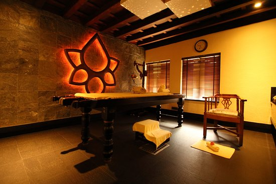 Ayurveda Therapy Room