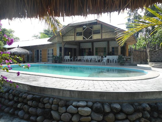 T'Boli, Filipinas: Function Hall at Sars Paradise Resort, Tboli, South Cotabato