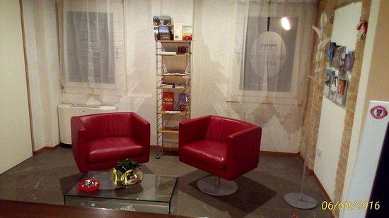 Hotel Barchessa Gritti: HALL 3