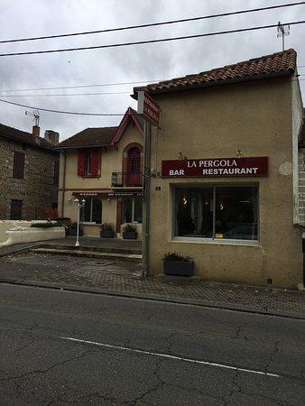 Plaisance, Γαλλία: La Pergola