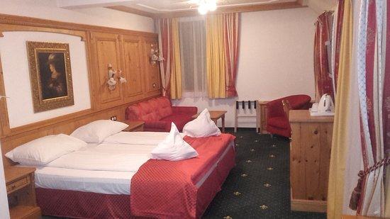 Hotel BinderBubi: dormitorio