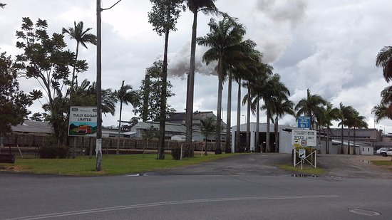 Tully, Australia: Entrance