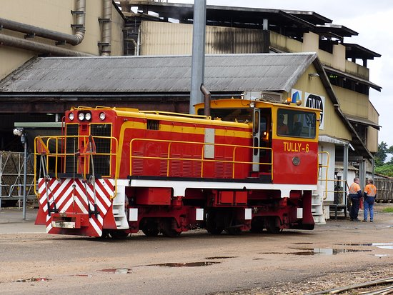 Tully, Australia: Engine