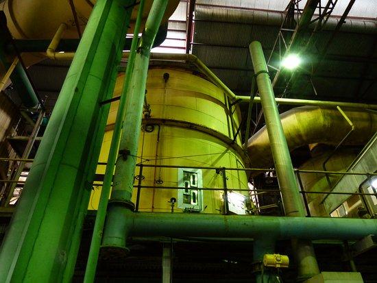Tully, أستراليا: Boiler
