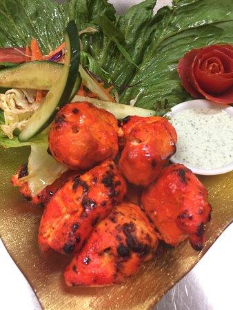 Fire spice fusion restaurant for Australian fusion cuisine