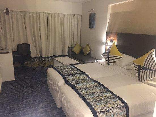 Sayaji Hotel: Room on 5th floor