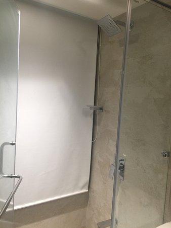 Sayaji Hotel: Bath area