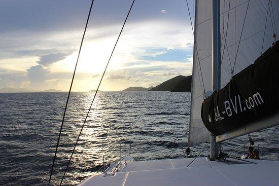 Sail BVI