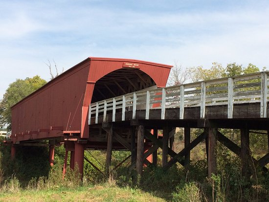 Winterset, IA: Roseman Bridge