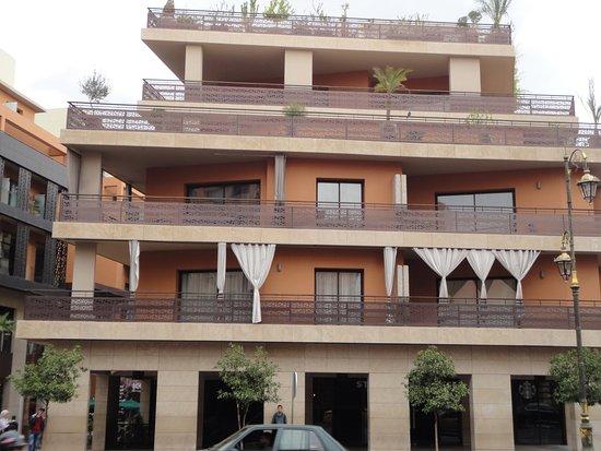 Hotel Pas Chere Marrakech