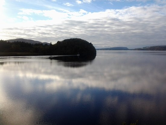 The Lough Gill Drive: A CALM DAY ON LOUGH GILL IN OCT