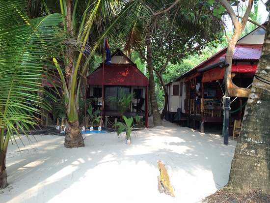 Little Corn Beach and Bungalow: photo3.jpg