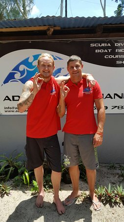 Sodwana, Sydafrika: Coming soon!! Good Quality SSI Instructors!! Interns Blaine and Jarryd !!
