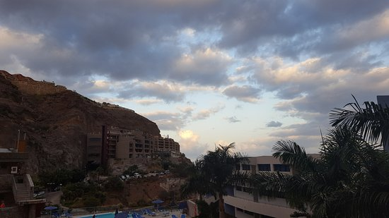 Hotel Terraza Amadores: great sunsets