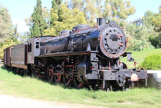 Kalamata Municipal Railway Park