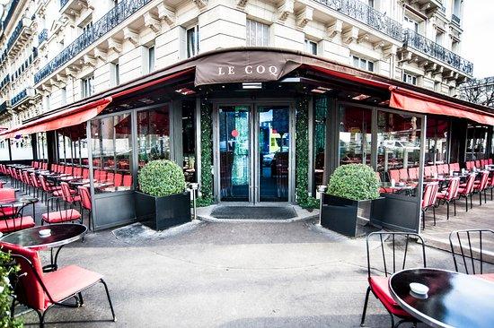 Restaurant le coq parigi trocad ro ristorante for Miglior ristorante di parigi